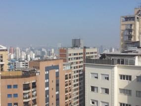 Dächer von Sao Paulo