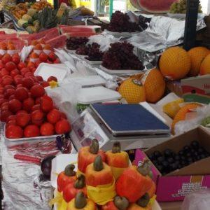 Markt in Brasilien